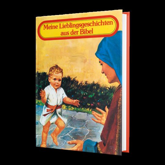 Meine Lieblingsgeschichten aus der Bibel, Band 1