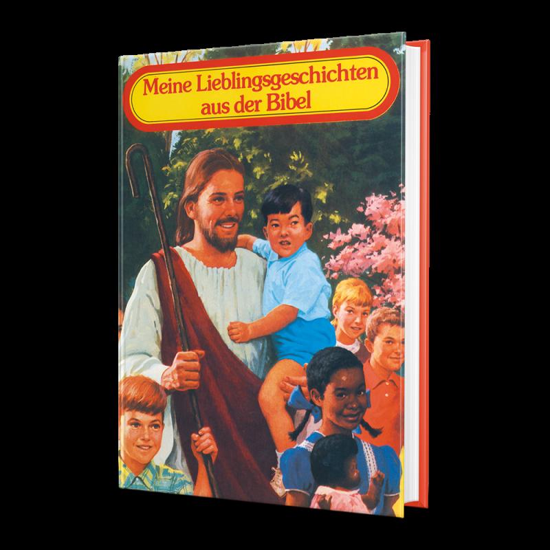 Meine Lieblingsgeschichten aus der Bibel, Band 5