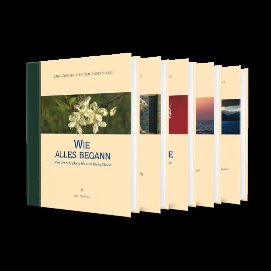 Die Geschichte der Hoffnung, Premium, Bände 1-5