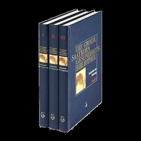 SGB Heilkräfte der Nahrung, Bände 1-3