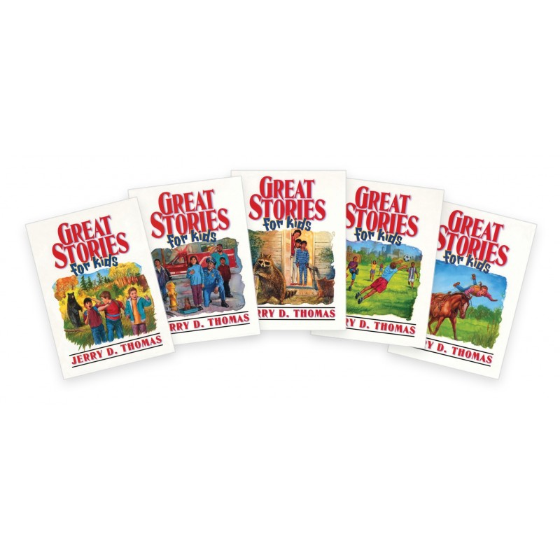 Great Stories for Kids, Bände 1-5