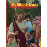 My Bible Friends, Bände 1-5 inkl. Hörbuch, Malheft, Farbstifte