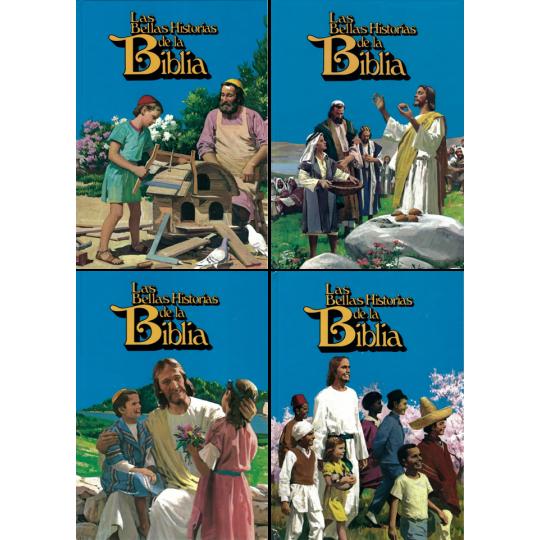 Las Bellas Historias de la Biblia, Bnd 7-10, NT