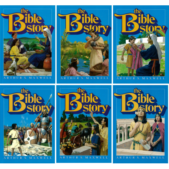 The Bible Story, Band 1-6, AT