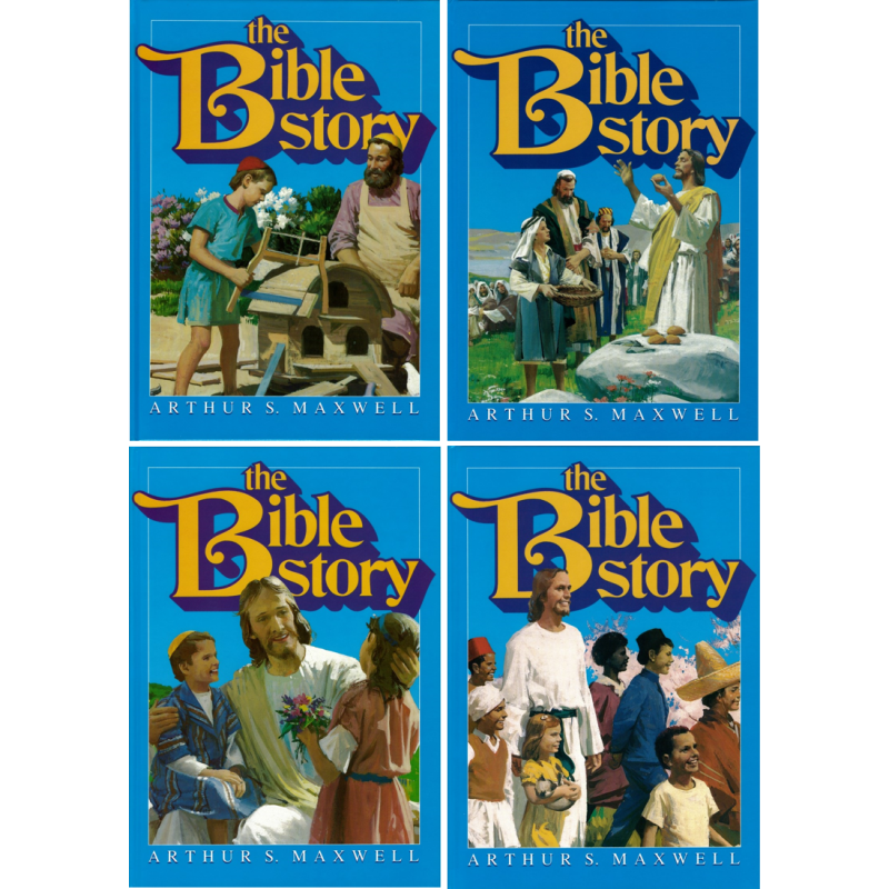 The Bible Story, Band 7-10, NT