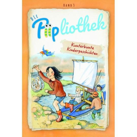 Die Piipliothek, Band 3