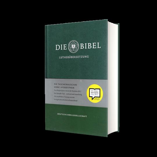 Die Bibel, Lutherübersetzung 2017, Motiv Grün