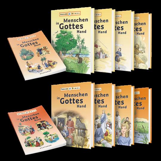 Menschen in Gottes Hand, Bände 1-8