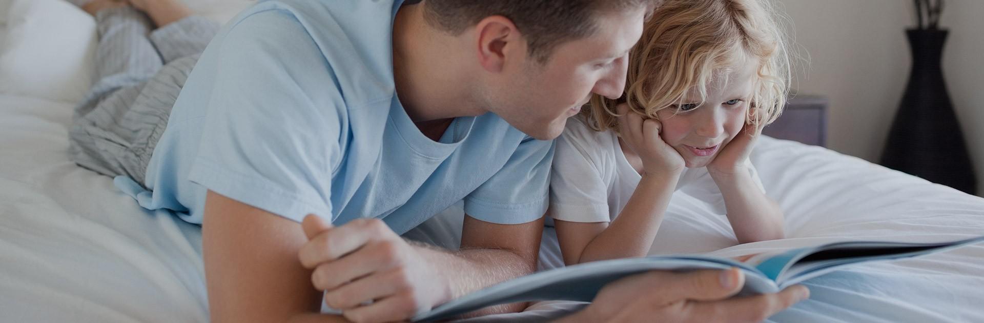 Lesespass für Gross und Klein